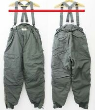 F1-B Extreme Cold Weather Military Insulated Pants Trousers Army Suspender