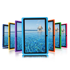 """7"""" A33 1G 16G Tablet G-Sensor 1.5GHz Quad Core WiFi Bluetooth Android 4.4 PC US"""