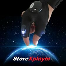 Gloves LED Light Fishing Camping Riding Outdoor winter