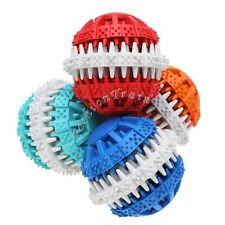 Tough Chew Ball for Dogs Teeth Cleaning Toy Non-Toxic Funny Toys Pet Dog Play