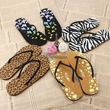 Fashion Women Casual Summer Beach Flip Flops Summer Flat Sandals WT8803