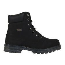 Brand New Lugz MEMPHXCD-0184 Men's Black Empire HI Xc Hiking Boots