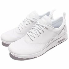 Wmns Nike Air Max Thea Triple White Women Running Shoes Sneakers NSW 599409-104