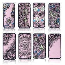 1Pcs New Color For iphone Hot Phone Mobile Fashion Sets Sexy Shell Flowers Lace