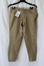 Ariat Brittany Ladies Side Zip Knee Patch Breeches Size 26R
