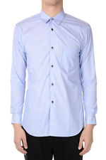 COMME DES GARCONS New Man Striped Shirt in Cotton Long Sleeves Original NWT