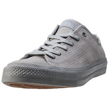 Converse Chuck Taylor All Star Ii Ox Mens Trainers Grey Branded Footwear