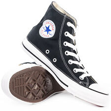 Converse Chuck Taylor Allstar Sneakers Black & White Branded Footwear