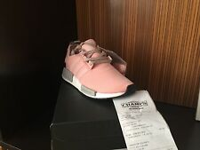 Adidas NMD Runner R1 White pink Boost Ultra Blue Gray Tan beige red Primeknit r2