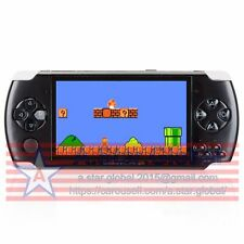 PSP Style Portable Classic Game Player & Media Center