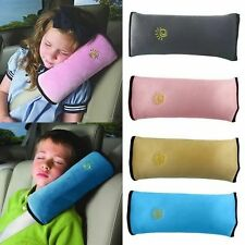 Children Safety Seat Belt Shoulder Harness Cushion Pad Cover Car Sleep Pillow