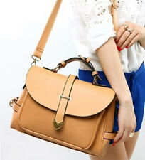 Fashion Women Ladies Leather Shoulder Bag Handbag Tote Purse Messenger Satchel