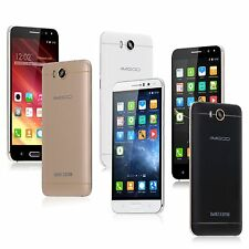 "Dual SIM GSM Cell phone 5.5"" 5MP Camera Android 5.0 4Core Unlocked Phone for ATT"