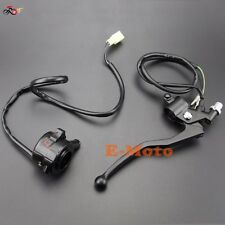 KILL HANDLE SWITCH HOUSING THROTTLE & Right Brake Lever For YAMAHA PY80 PW80