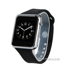 Bluetooth Smart Wrist Watch GSM Phone Mate Sim For Android iOS iPhone SIM TF
