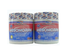 APS MESOMORPH ORIGINAL FORMULA PREWORKOUT GRAPE & PINEAPPLE TWIN PACK EXPRESS DE