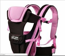 Months Breathable Front Facing Baby Carrier 4 in 1 Infant Comfortable Sling Back