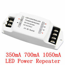 Constant Current PWM Power Amplifier LED Power Repeater Current Adjustable 12-48