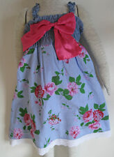 New Girls Dress Flowers Available Size 2,3,4,5,6
