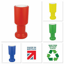 """Charity Fundraising Money Collection POT BOX TIN """"BULK BUY"""" Pack Of 5"""