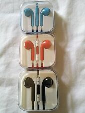 Earbuds Earphone Headset With Mic For Apple iPhone iPod