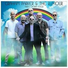 Graham Parker & the Rumour –_– Three Chords Good _____Graham Parker(CD, Nov-2012
