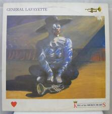 General Lafayette - King Of The Broken Hearts - Plaza PZA 007