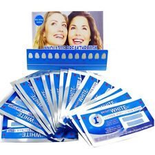 ADVANCED PRO 1 HOUR TEETH WHITENING STRIPS - WHITER TEETH IN DAYS