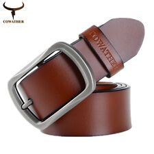 Men New Fashion Belt Classic Vintage Style Mens Belts