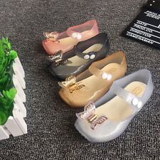 Summer girl shoes bow shoes sandals princess shoes fish mouth shoes casual shoes