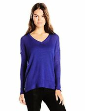 French Connection Women's Feather Light Knits V-Neck Sweater - Choose SZ/Color
