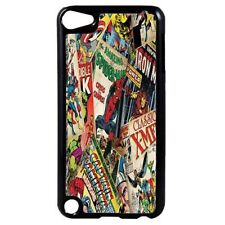 MARVEL DC Comics Plastic Case Cover for iPod 4th - 5th - 6th Generation D7