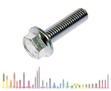 M5,M6,M8,M10 A2 Stainless Steel Flange Hexagon Hex Head Metric Bolts / Screws