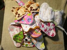 All In One Reusable Diaper / Nappy  Medium set a