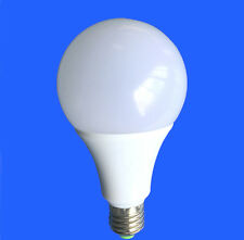 120W Equivalent E27 LED bulb 12W Ceiling Lamp AC DC12~24V/ 85~265V No Flicker