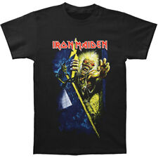 Iron Maiden Men's  No Prayer T-shirt Black