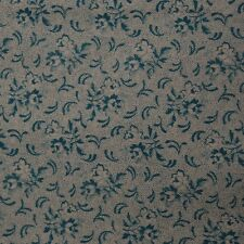 Quilt Fabric Quilting Cotton Calico Green Delicate Floral: FQ or Cut-to-Order