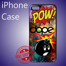 ED# Pow Dope Illest Diamond Supreme Case Cover For iPhone 7+ 7 6s+ 6+ se 5c 5s