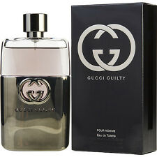 100% AUTHENTIC GUCCI GUILTY POUR HOMME by Gucci EDT SPRAY