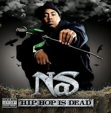 Nas - Hip Hop Is Dead CD (2006) (Used)
