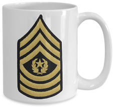 US Army Coffee Mug - All Enlisted Ranks|Gift for Soldier, Army Vet|FREE SHIPPING
