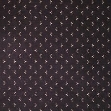 Quilt Fabric Cotton Calico Purple w/ Tiny Dots by Cranston: FQ or Cut-to-Order