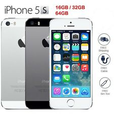 (NEW SEALED BOX) APPLE iPHONE 5S/6/4S 16GB 32GB 64GB FACTORY UNLOCKED +