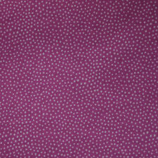 Quilt Fabric Quilting Cotton Calico Purple Tiny Dots by Cranston: FQ 17x21
