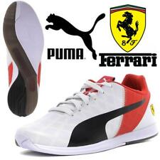 NEXT DAY DELIVERY !! PUMA EVOSPEED 1.4 FERRARI LEATHER MENS TRAINERS RRP £90