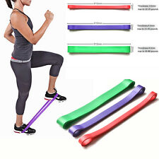 Resistance Loop Bands Exercise Yoga Bands Rubber Fitness Training Strength CN