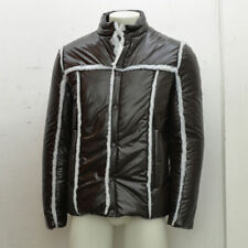 New Maison Martin Margiela Brown Insulated Ski Jacket With Trim RRP £600 BNWT