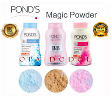 BB Pond's Magic Powder Double UV Protection Face Makeup Oil Blemish Control 50 g