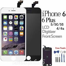 Assembly LCD Digitizer Screen Replacement +Tools for iPhone 4S 5 5S 6 6s Plus NT