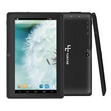 "Android Tablet PC HD WiFi Charger 7"" Quad Core 8GB Storage 512MB RAM 4 Colours"